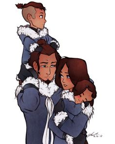 Image result for avatar the last airbender sokka's dad