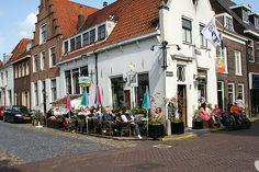 Café Demmers, Vesting, Naarden.