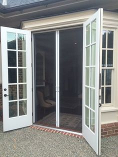 "We are seeing more and more homes that feature ""out-swinging"" French doors. Did you know that French doors that swing outward are even required by the building codes in the state of Florida? Why? Hurricanes. After Hurricane Andrew hit, it became a safety requirement to make all doors swing outward because that design provides much …"