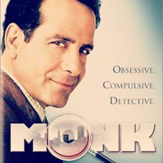 Monk.  (I've seen every episode AT LEAST a dozen times)