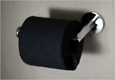 Simon Cowell's favorite toilet paper color....