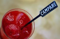 Explore the Bitterness of Campari