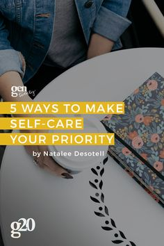 Self care is about self love