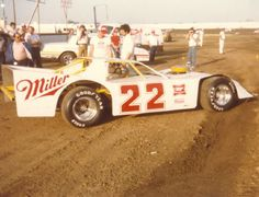 Bobby Allison Late model