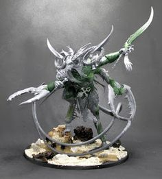 This is an awesome conversion for a Keeper of Secrets by WestRider