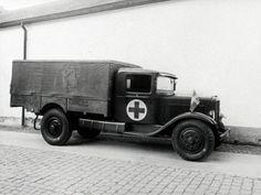 Volvo LV66-67 '1931