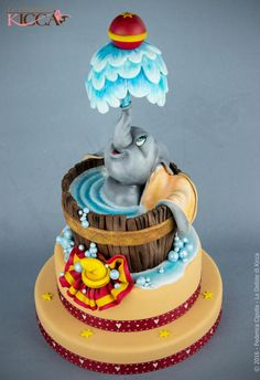 Birthday cakes, celebration cake - Tortendeko - Celebration cakes for women, Party organization ideas, Party plannig business Disney Desserts, Disney Cakes, Disney Themed Cakes, Pretty Cakes, Cute Cakes, Beautiful Cakes, Amazing Cakes, Gravity Defying Cake, Gravity Cake