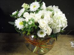all white flowers for wedding and events