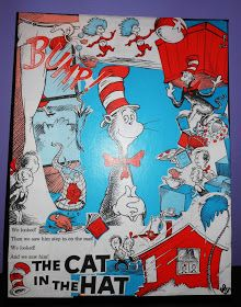 For our little one's Dr. Seuss nursery, I wanted some prints to hang on the wall. After a few internet searches, I discovered a couple of ...