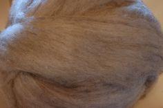 "Moorit Merino and Romney Blended Roving ""Almost a Pound of Fleece"" #fiber #fiberart"