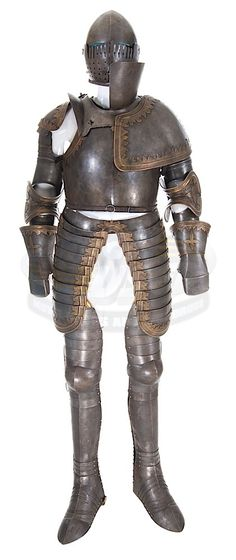 A Knight's Tale / Colville's Metal Jousting Armor (James Purefoy) | ScreenUsed.com