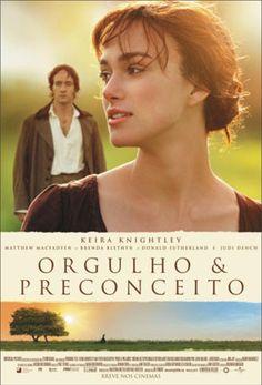letras mal escritas: Orgulho e Preconceito - Jane Austen.                                                                                                                                                     Mais