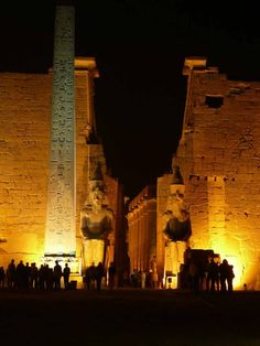 Temple of Luxor - a must-see!