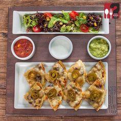 Tavuklu Nachos Tabağı - Merdiven Cafe & Restaurant / İstanbul ( Acıbadem )