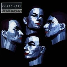 kraftwerk electric cafe | Kraftwerk Album Covers