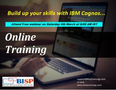 Learn IBM Cognos  Build Data Marts Reports And Dashboards  Attend free webinar on Saturday 4th March at 8:00 AM IST   Register here :  https://attendee.gototraining.com/r/3575349411181491714    For more details: http://www.bisptrainings.com/course/IBM-Cognos-Build-Data-Marts-Reports-and-Dashboards  #congosonlinetraining    #cognosjobsupport    #videotutorials    #cognosgettingstart    #cognoscoursedetails    #cognostrainings    #congosfreevideo