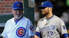 #MLB: Joe Maddon contento de reunirse con Wade Davis en los Cachorros