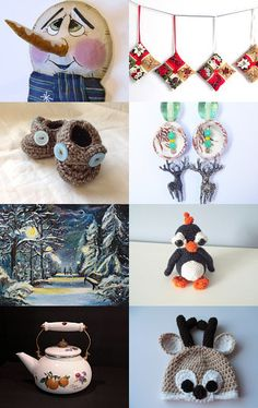 It's Beginning to feel a lot like Christmas by Joy on Etsy--Pinned with TreasuryPin.com