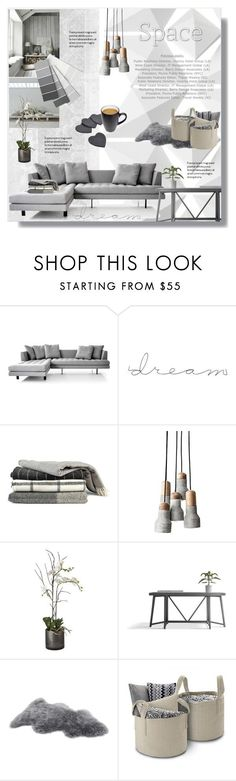 """Space"" by dittestegemejer on Polyvore featuring interior, interiors, interior design, home, home decor, interior decorating, Sia and Missoni Home"