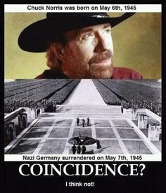 Coincidence??? I think NOT!!!
