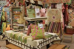 and this quilt store is one of my favorite stores,, I visit it everytime I go to BIllings to see my daugher