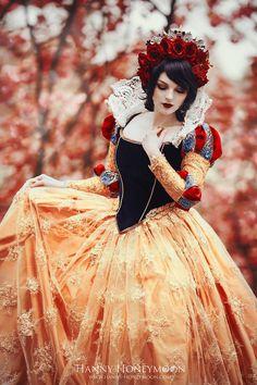 Hanny Honeymoon Fairy Tale Photography