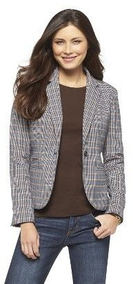 Merona Women's Tailored Blazer on shopstyle.com