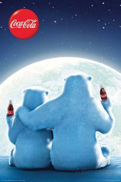 Coca-Cola Bears Prints at AllPosters.com