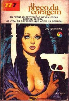 Vintage Geek Culture — Brigitte Momfort was the heroine of over 500 (!)...