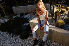Lee Air Denim Soho Jean #lee #airdenim #generalpants #denim #jeans