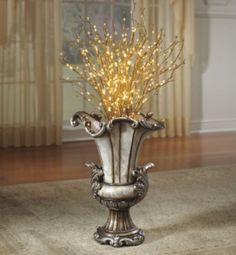 Large Ornate Vase