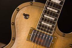 Les Paul Machine Head Design: Cristh Rod Guitars  www.cristhrodguitars.com