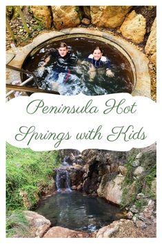 Mornington Peninsula Hot Springs with Kids - The Kid Bucket List