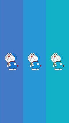 38 Super Ideas For Baby Cartoon Background Dora Wallpaper, Cute Blue Wallpaper, Blue Wallpaper Iphone, Disney Phone Wallpaper, Best Iphone Wallpapers, Trendy Wallpaper, Blue Wallpapers, Blue Backgrounds, Doraemon Wallpapers