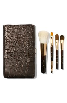 Bobbi Brown Mini Brush Set #stockingstuffer