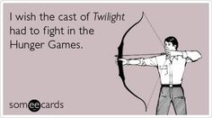 #twilight #hungergames #shitjustgotreal