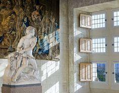 Château de Grignan • Le vestibule