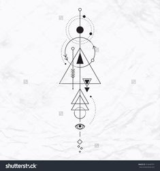 coolTop Geometric Tattoo - Vector geometric alchemy symbol with eye, moon, shapes. Abstract occult and myst. geometric tattoo Geometric Tattoo – Vector geometric alchemy symbol with eye, moon, shapes. Abstract occult and myst… Geometric Tattoo Vector, Geometric Drawing, Tattoo Abstract, Line Tattoos, Body Art Tattoos, Tattoo Drawings, Family First Tattoo, Form Tattoo, Shape Tattoo