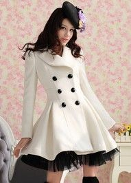 I am looking for a new Swing Coat