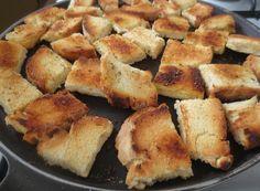 Italian food at its best: simple and . Ravioli, Gnocchi, Food Art, Italian Recipes, Tapas, French Toast, Breakfast, Simple, Ethnic Recipes