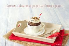 Madame Xícaras: Cupcakes de Chocolate