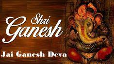 शुभ बुधवार स्पेशल : आज के दिन गणेशजी की यह आरती सुनने से रिद्धि सिद्धि व... Jai Ganesh, Neon Signs, Youtube, Youtubers, Youtube Movies