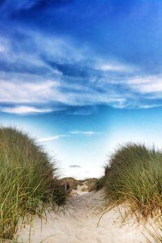 Dutch beach Terschelling | Photo Roos Gast