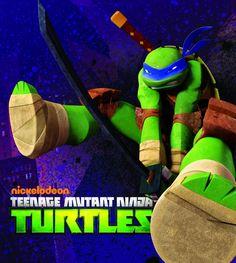 Teenage Mutant Ninja Turtles 2012 - Leo