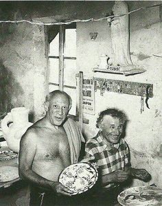Picasso y Chagall