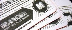 20 Impressive Examples Of Business Card Designs on http://www.topdesignmag.com