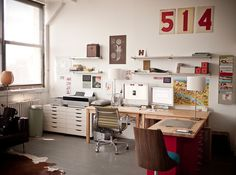 awesome work space