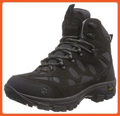 ALL TERRAIN 7 TEXAPORE MID W, shadow black, 8 D US - Outdoor shoes for women (*Amazon Partner-Link)