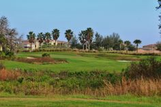 The Estuary nine at the River Strand Golf and Country Club, Florida
