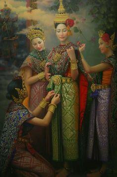 วัชระ กล้าค้าขาย(Watchara Klakhakhai)...   Kai Fine Art